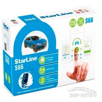 StarLine s66 gsm